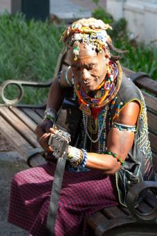 Felix from Tanzania