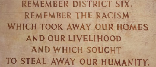 Remember District Six