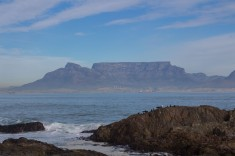 Table Mountain from the other side