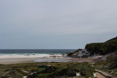 Day on the beach: Noordhoek
